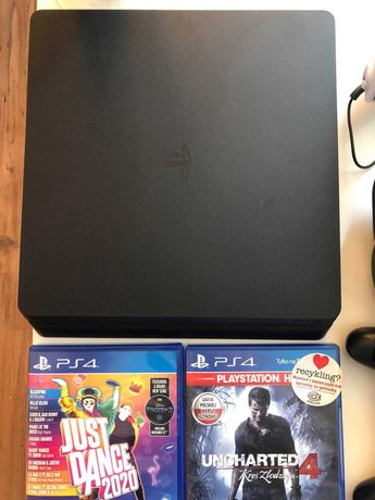 Playstation 4 + VR | PS4 | PAD | Playstation | Okulary VR | 500GB