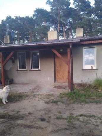 Mieszkanie w domu szeregowym Drawiny blisko jezior