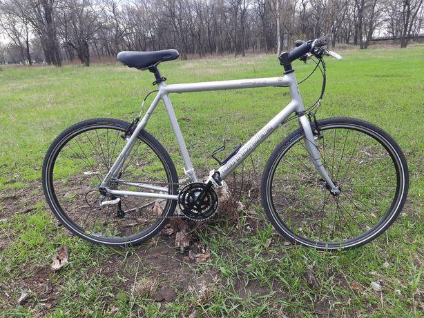 Велосипед Cannondale warrior 500.