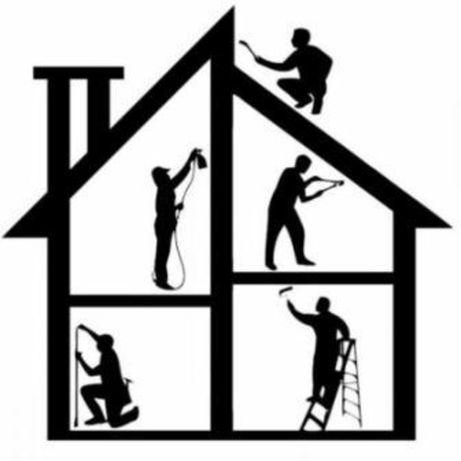 Usługi remontowo - wykończeniowe