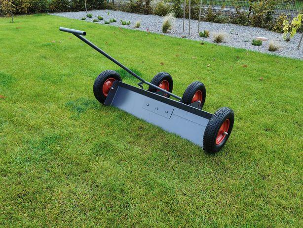Równiarka niwelator terenu pod trawnik