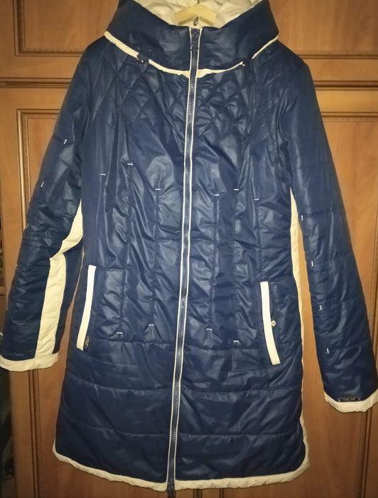 Пальто женское плащевое Донецк - изображение 1