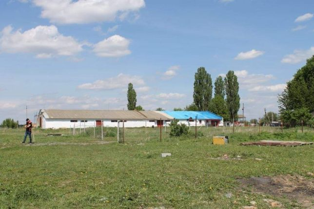 Терміновий продаж нерухомості - цеху з виробництва соняшникової олії