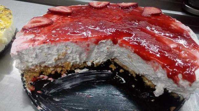 Bolos/Cheesecake caseiros