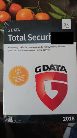 Antywirus G Data Total Security 1 rok