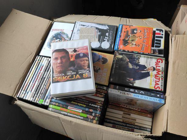 Pudełka na DVD różne