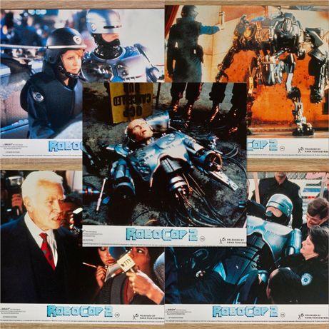Robocop 2 - x5 karty / kadry filmowe