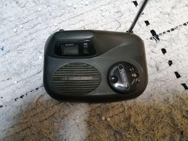 Rádio antigo quartz