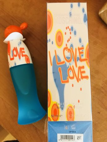Moschino I Love Love 50ml.Eau de Toilette