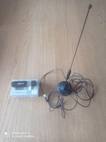 Modem USB Huawei E173s-2 antena magnetyczna AKPM/800/5 zestaw internet