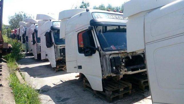 Разборка грузовых тягачей ВОЛЬВО VOLVO FH12, FM13 и полуприцепов