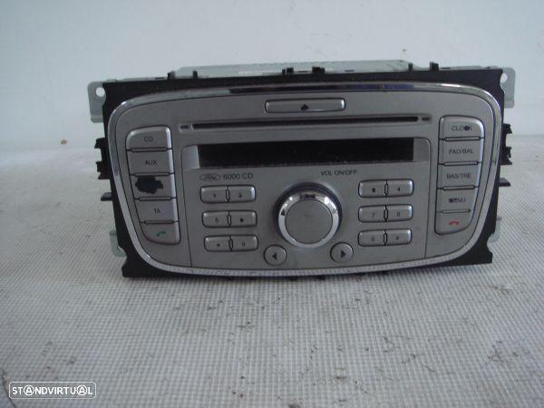 Auto-Radio Ford Focus Ii Turnier (Da_, Ffs, Ds)