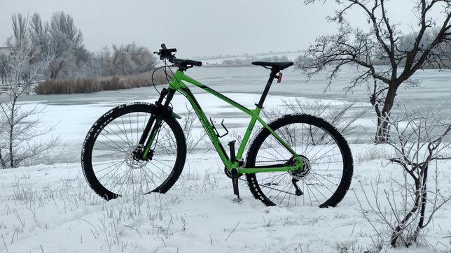 Велосипед Merida big nine 500, 2019. 29 колеса, найнер, мтб, mtb.