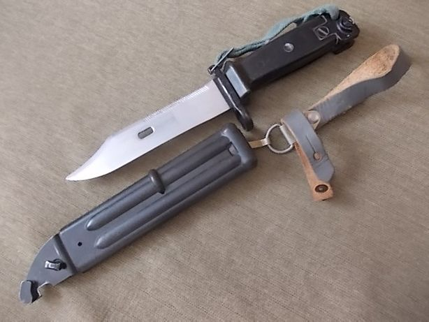 Bagnet AK -6H4- DDR-nie szabla