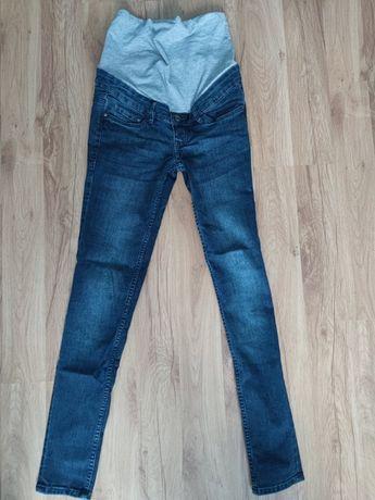 Spodnie jeansy ciążowe esmara Super skinny fit rozm. 34 XS - 2 pary