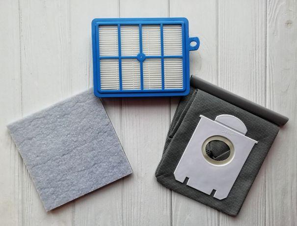 Комплект фильтров для пылесоса Philips FC 9170 Код: 129