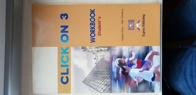 Nowy zeszyt ćwiczeń Express Publishing Workbook Click on 3