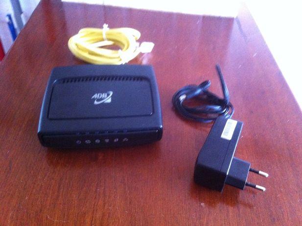 router wifi ADB /sapo