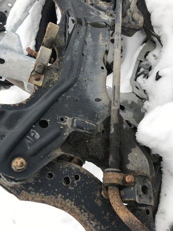 Vw Golf IV sanki kołyska amortyzatory zwrotnice