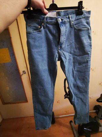 Nowe spodnie jeansowe H&M