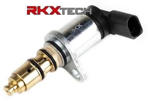 Válvula solenóide compressor AC para SANDEN PXE16 PXE13