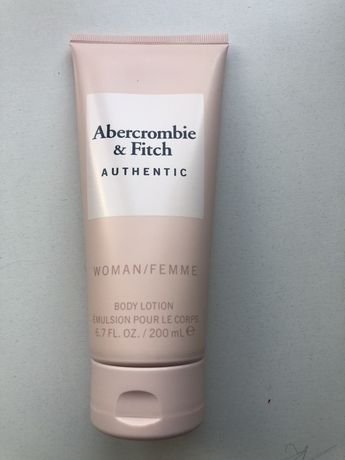 Balsam do ciala Abercrombie&Fitch Authentic