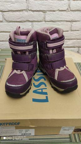 Зимове взуття Lassie на дівчинку (31р.)