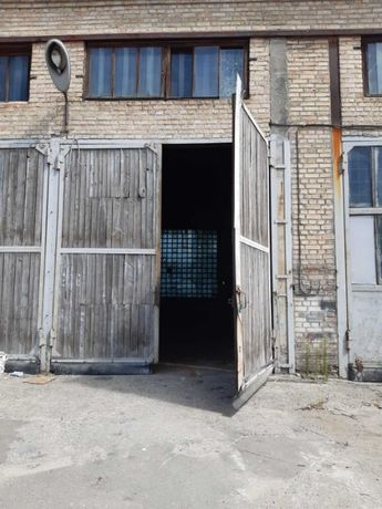 Аренда без % Выдубичи СТО Большие ворота 101м2/108грн.