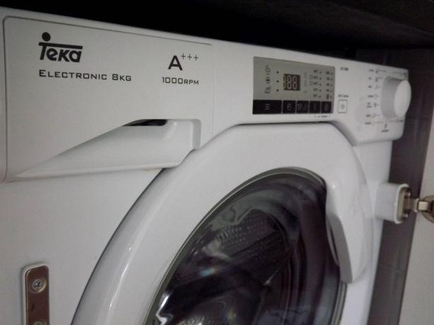 Máquina de Lavar Roupa Teka de Encastrar