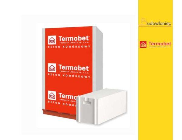 Termobet PUSTAK Gazobeton Suporex 24x24x59 P+W kl.500 +transport HDS