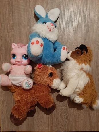 М'які іграшки у доброму стані