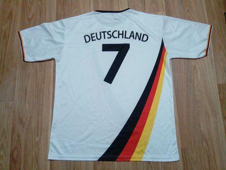 Сборная Германия 7 Deutschland Kulmbacher Футбольная Футболка