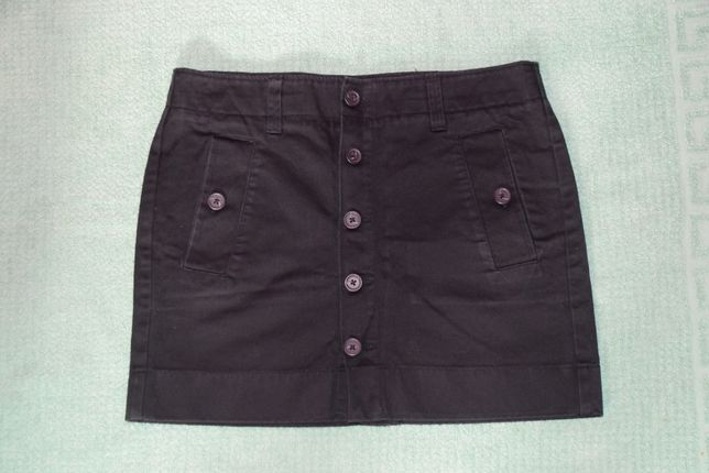 Spódniczka, spódnica mini, Rozmiar 38, M czarna, beżowa, granatowa,