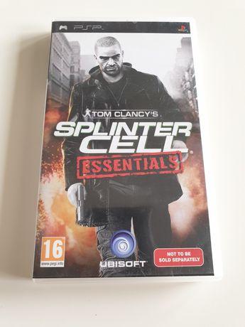 Gra PSP Splinter Cell Essentials