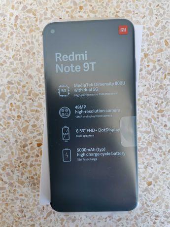 XIAOMI REDMI NOTE 9T NOVO 64GB (2 anos de garantia)!!