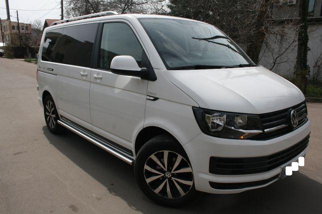 Автомобиль бус фольксваген транспортёр т6 пассажир 2.0л. 127кв Volkswa