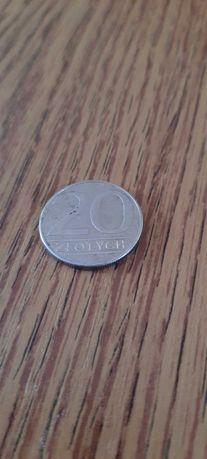 Sprzedam  monetę 20 zł z okresu PRL