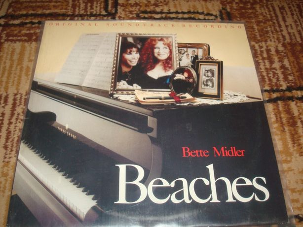 Płyty winylowe Beaches-Orginal Soudtrack
