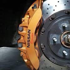 Тормоза Nissan GT-R 2011-