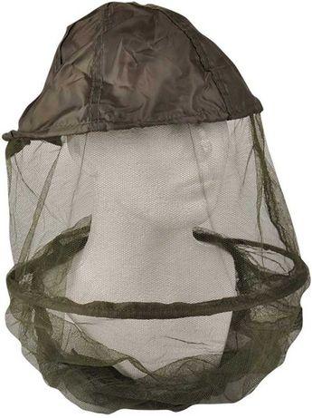 MOSKITIERA WOJSKOWA czapka-siatka na komary i owady