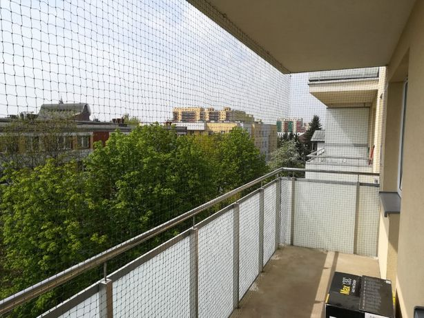 SIATKA DLA KOTA zabezpieczająca balkon !!!