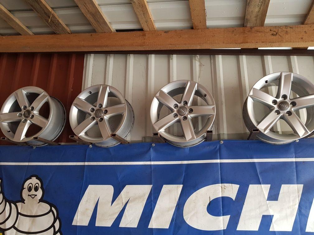 Felgi Aluminiowe Audi A4 B8 R16 5x112 ET 46- 7J