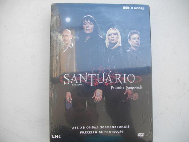 Série 1: Santuário em DVD (novo)