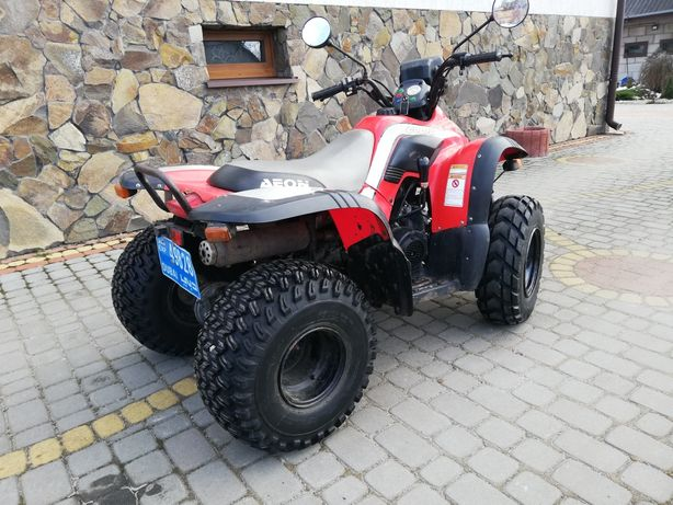 Квадроцикл Aeon cobra 180