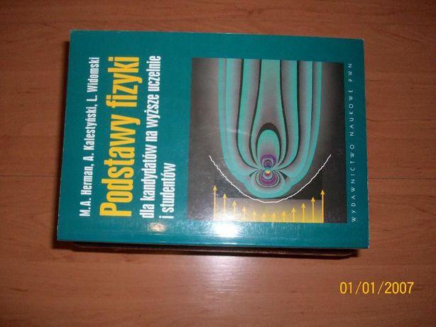 Herman Kalestyński Widomski Podstawy fizyki dla kandydatów na wyższe u