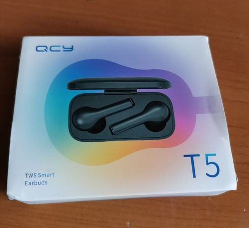 QCY T5 TWS Smart Earbuds