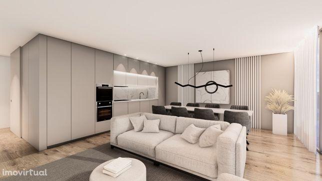 Apartamento T1 Novo, em Amares