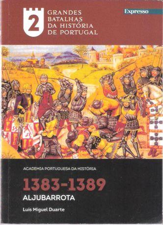 Coleção Grandes Batalhas da História de Portugal
