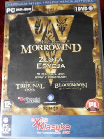 Gra the elder scrolls lll morrowind