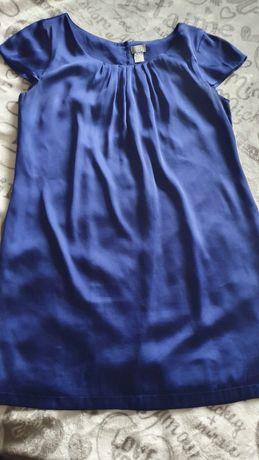 Chabrowa sukienka H&M r. L